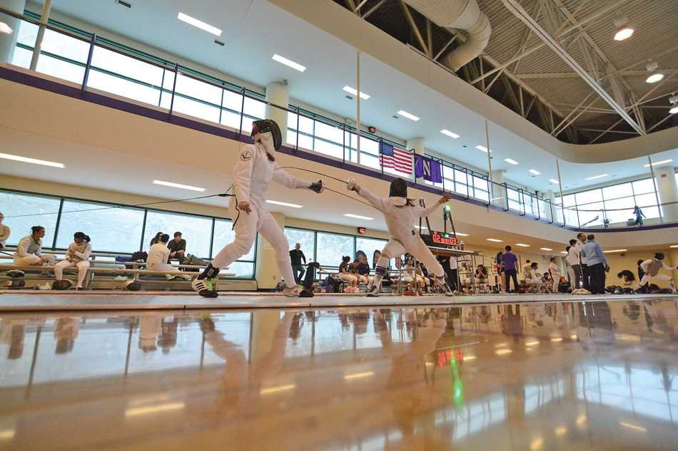 The Wildcats face two unranked opponents on Saturday in Durham, North Carolina. Northwestern is hoping to mend any flaws ahead of an anticipated Midwest Fencing Conference Championships that commences Feb. 21.