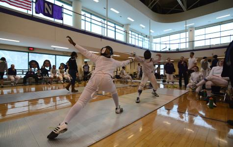 Fencing: Wildcats produce underwhelming results at Junior Olympics