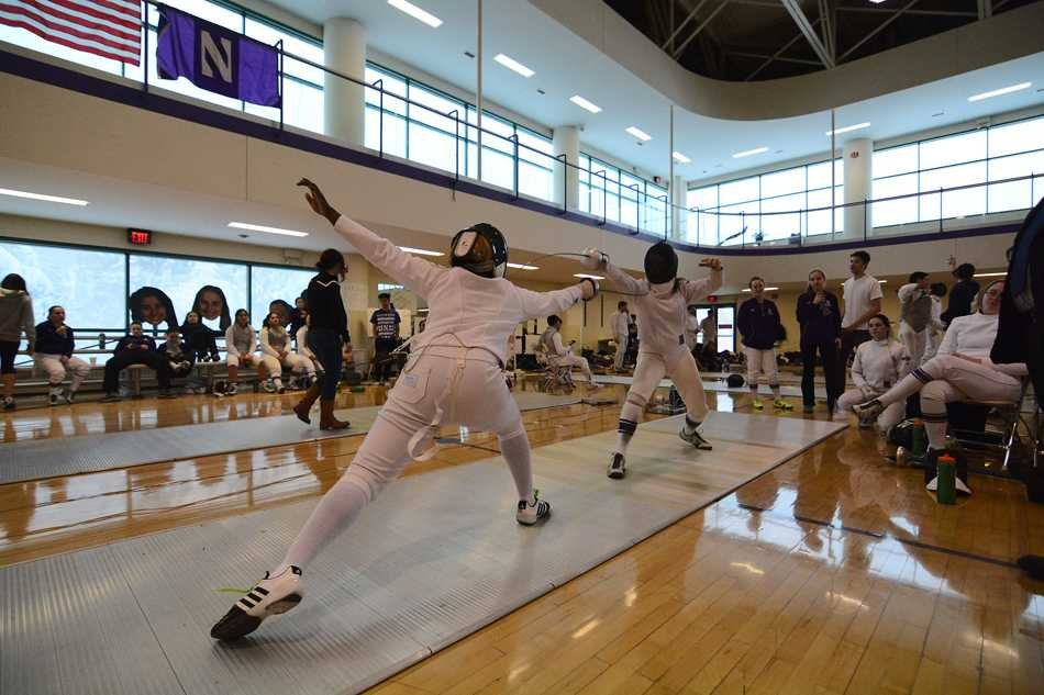 Northwestern took a break from team competition this week with the Junior Olympic Fencing Championships. The Wildcats performed admirably in the pools portion of the event, but faltered in the direct elimination portion.