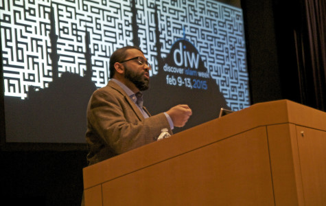 Imam discusses freedom of speech at Discover Islam Week keynote event