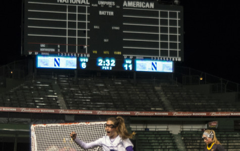 Lacrosse: Northwestern looks to build on momentum into battle against Virginia