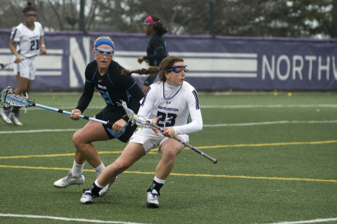Lacrosse: Second-half surge paces Wildcats past Buffaloes in Lakeside opener