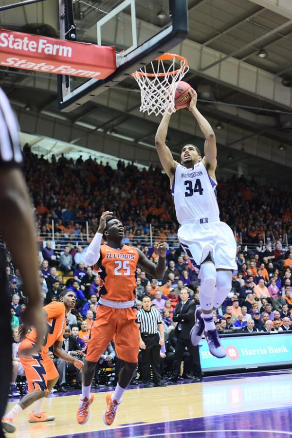 Sanjay Lumpkin goes for the dunk. The sophomore forward is looking to adopt a scrappier approach to his game.