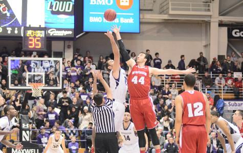 Men's Basketball: Northwestern heavy underdogs as Wildcats head to No. 5 Wisconsin