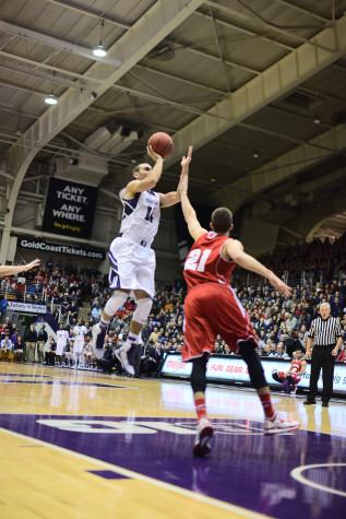 Men's Basketball: Wildcats look to reset before facing Hawkeyes