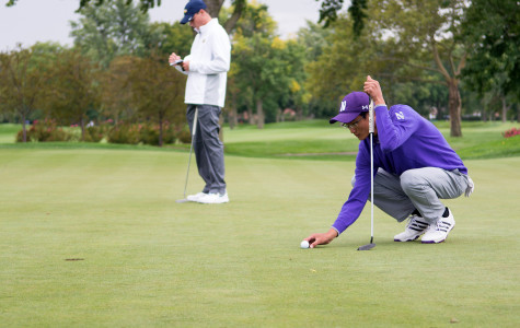 Men's Golf: Northwestern produces fast start to season with third-place showing at Jones Invitational
