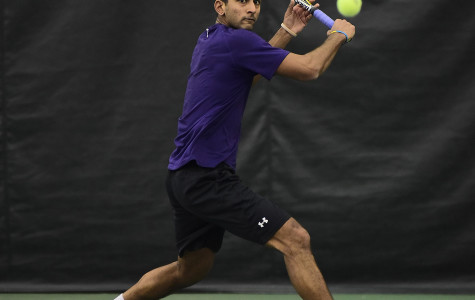 Men's Tennis: Northwestern refuses to look past unranked Middle Tennessee State