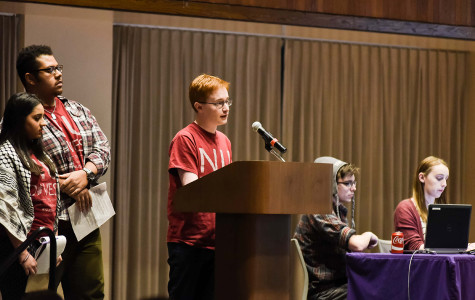 Northwestern poses transparency challenges as students move forward with divestment