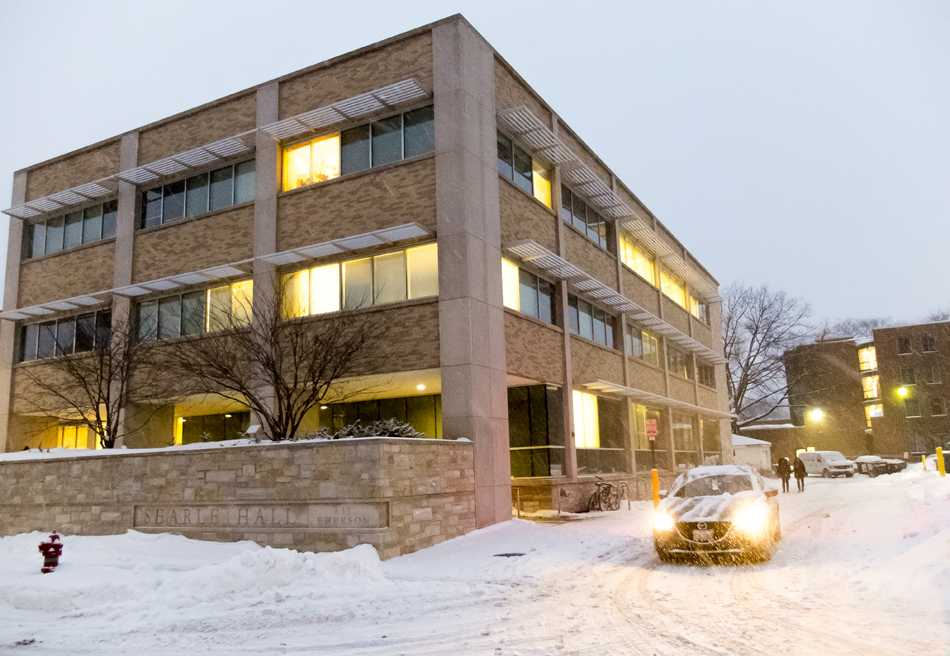 Northwestern University Health Service, located at Searle Hall on Emerson Street, has treated students for both influenza and a stomach bug this winter.Health Service Medical Director Thomas Reda said the increase in illnesses are a result of an unsuccessful vaccine and sorority recruitment.