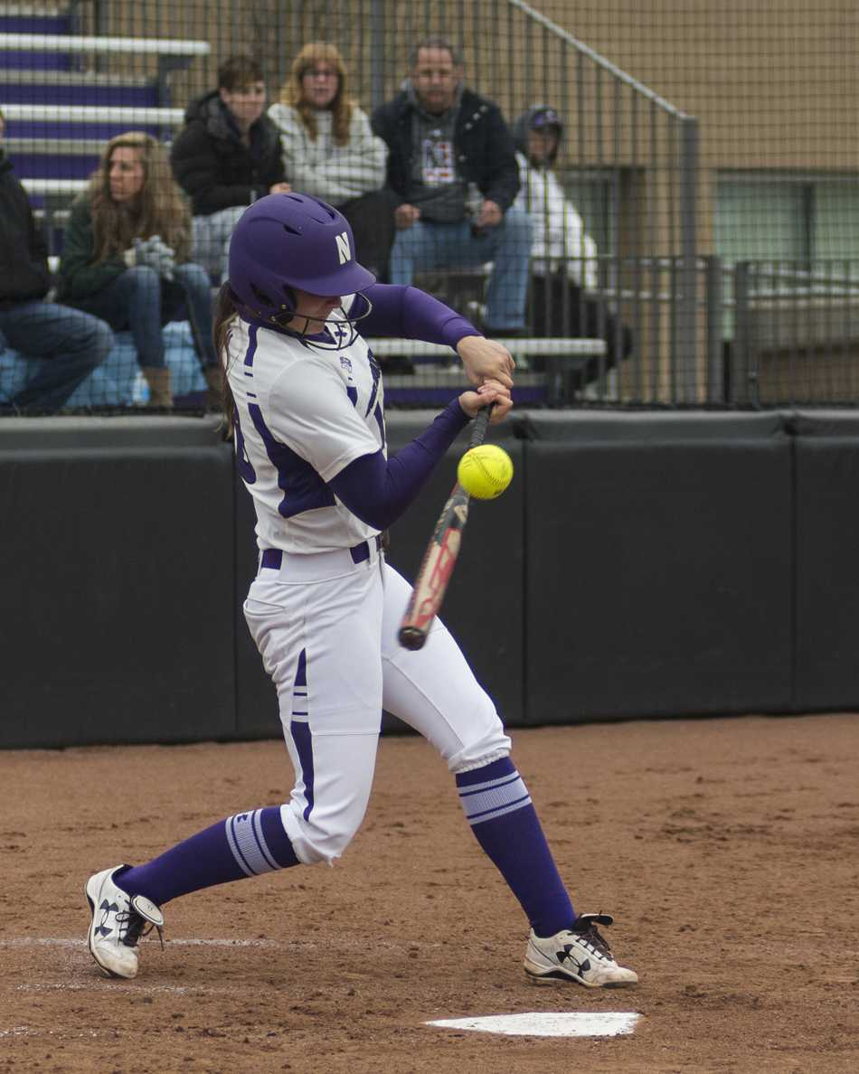 Northwestern is just 3-6 on the season, and the bats are part of the problem. The Wildcats have scored 3 or fewer runs in four of nine contests this season.