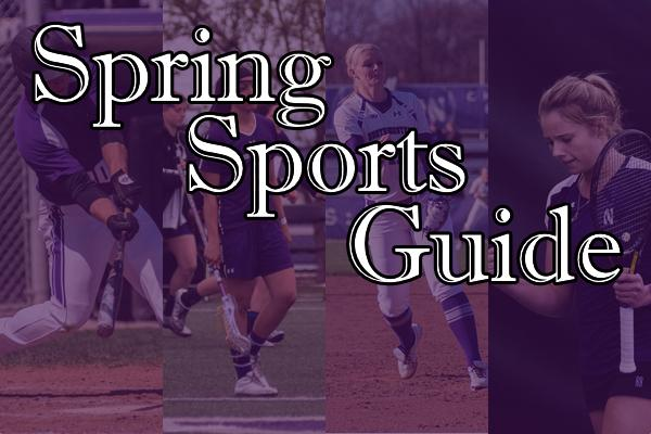 2015 Spring Sports Guide