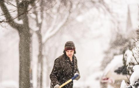 Historic snowfall prompts cleanups, citations