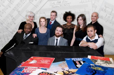 'Sondheim on Sondheim' starts previews with four former Wildcats
