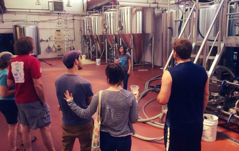Temperance Beer Co. offers regular tours on the second Saturday of each month. Evanston Public Library will give tours at Temperance Beer Co. and FEW Spirits in Evanston.