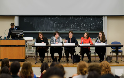 Panel discusses human trafficking at home, abroad