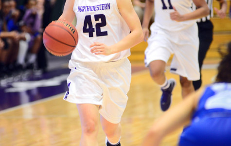 Women's Basketball: Northwestern withstands comeback, edges rival Illinois 64-58