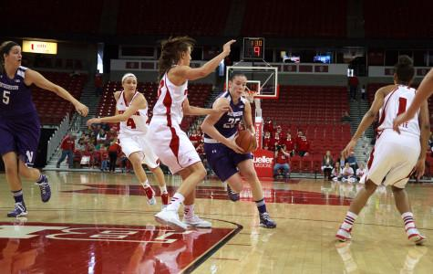 Women's Basketball: Northwestern escapes in overtime thriller in Madison