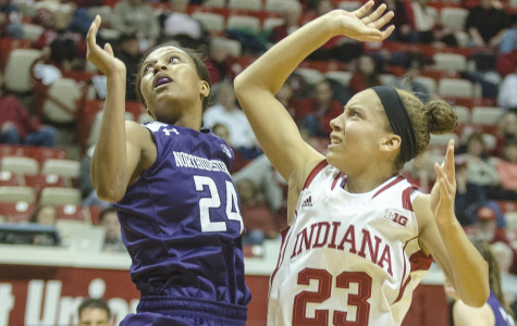 Women's Basketball: Wildcats battle back from early deficit for hard-earned road win over Hoosiers
