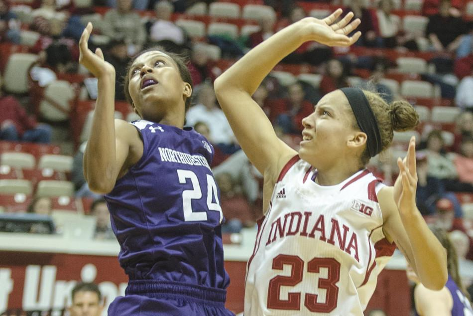 It was a night of balance on offense for Northwestern, as the Wildcats had four players in double figures. Sophomore guard Christen Inman was the most efficient of these scorers, posting 13 points on 5-of-7 shooting.