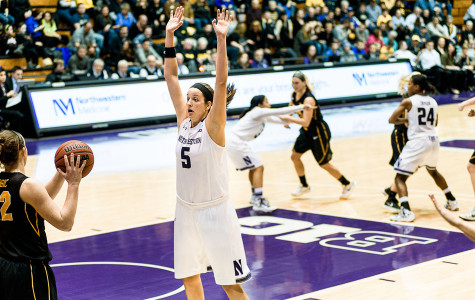Women's Basketball: No. 25 Northwestern faces big games to close out the regular season
