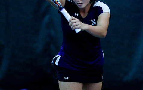 Women's Tennis: Northwestern wins two despite Pollard on leave, players out with injuries