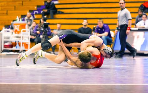 Wrestling: Pariano frustrated following Northwestern's third straight Big Ten loss