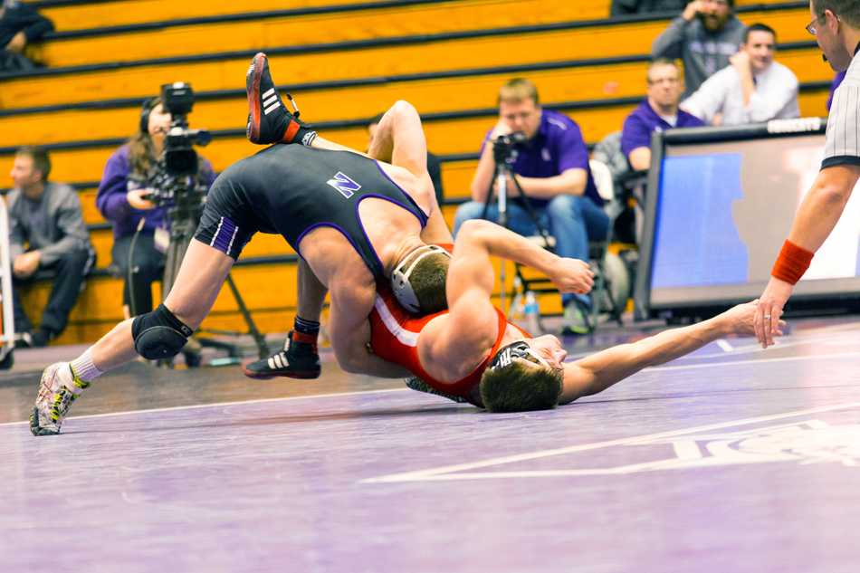 Northwestern takes the initiative against Wisconsin. The Wildcats were able to foray outside the Big Ten over the weekend and came away with a pair of victories.