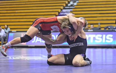 Wrestling: Needing a turnaround win, Northwestern welcomes Big Ten newcomer Rutgers
