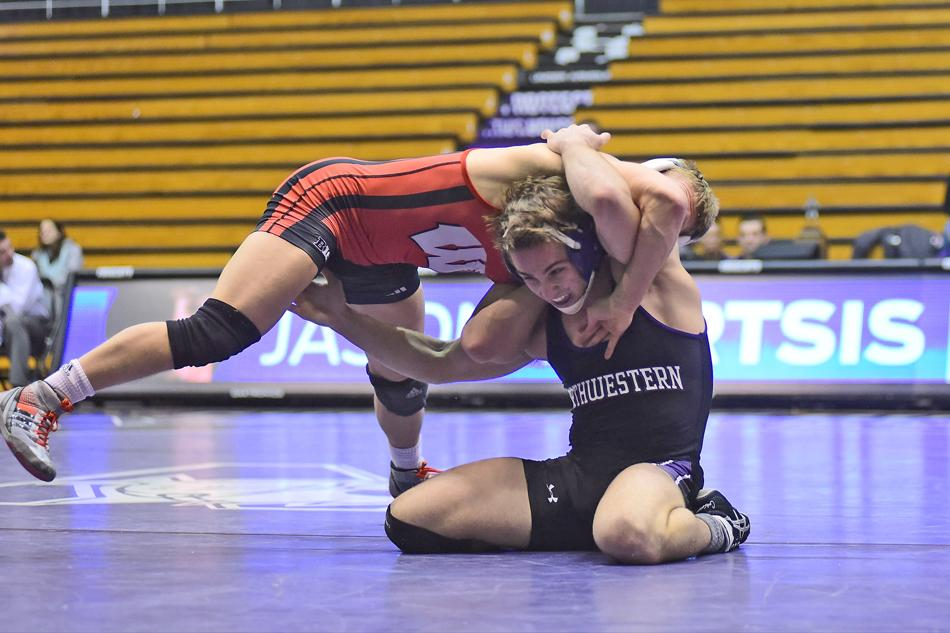 Tough Big Ten competition has mashed Northwestern lately. On Sunday, though, the Wildcats will take a reprieve from top-15 teams, with a home match against No. 24 Rutgers.