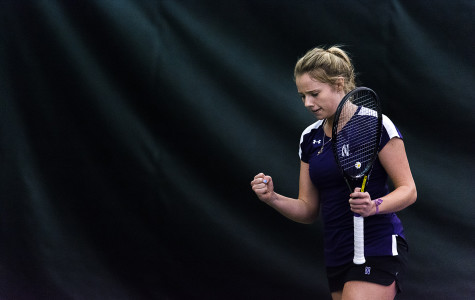 Women's Tennis: Wildcats need 'basics and fundamentals,' not 'frills' in Big Ten opener