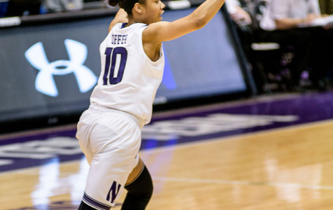 Women's Basketball: Northwestern earns fifth-consecutive win in thriller against Michigan