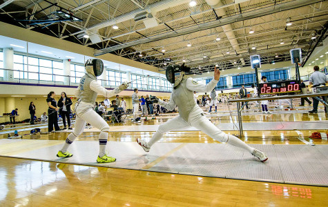 Fencing: Wildcats defeat pair of top-10 foes, produce strong showing at home