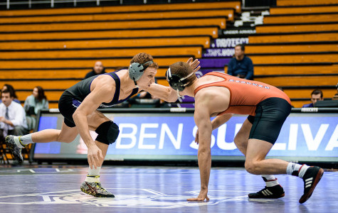 Wrestling: Wildcats, Harger earn big victories on senior night