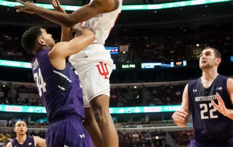 Rapid Reaction: Indiana 71, Northwestern 56