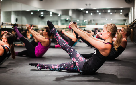 Barre classes offer empowering workout environment