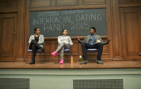 Panel discusses effect of race in relationships in second interracial dating panel