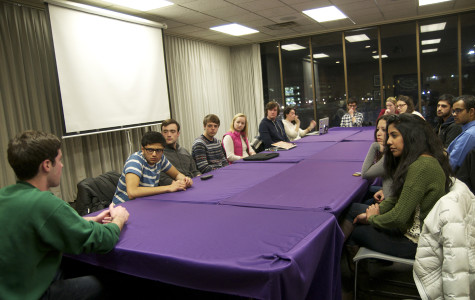 ASG launches discussion with student groups about funding
