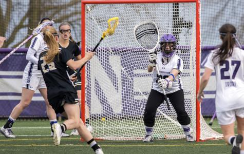 Lacrosse: Northwestern suffers close loss to No. 2 North Carolina