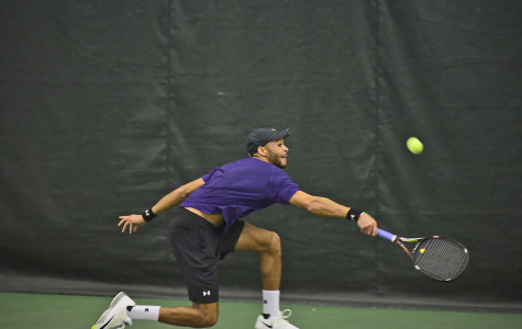 Men's Tennis: Big Ten season heats up for Northwestern