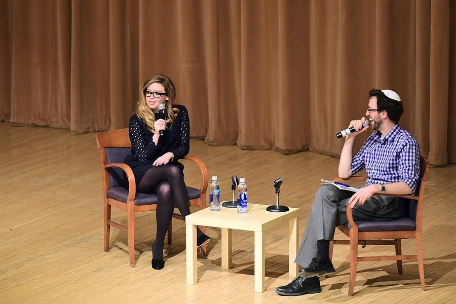 Orange is the New Black star Natasha Lyonne speaks about her Jewish identity and acting background Friday as NU Hillels winter speaker. The actress plays Nicky Nichols on the Netflix show.