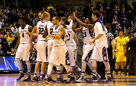Men's Basketball: Cobb leaves his mark in final Northwestern home game