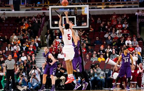 Men's Basketball: Offensive rebounds drown Wildcats against Hoosiers