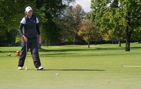 Women's Golf: Wildcats battle through challenging opponents, adverse course