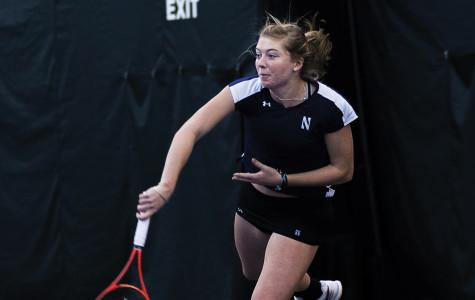 Women's Tennis: Northwestern gears up for mid-season finale