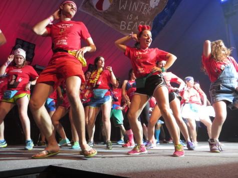 Dance Marathon 2015: Block 5 recap