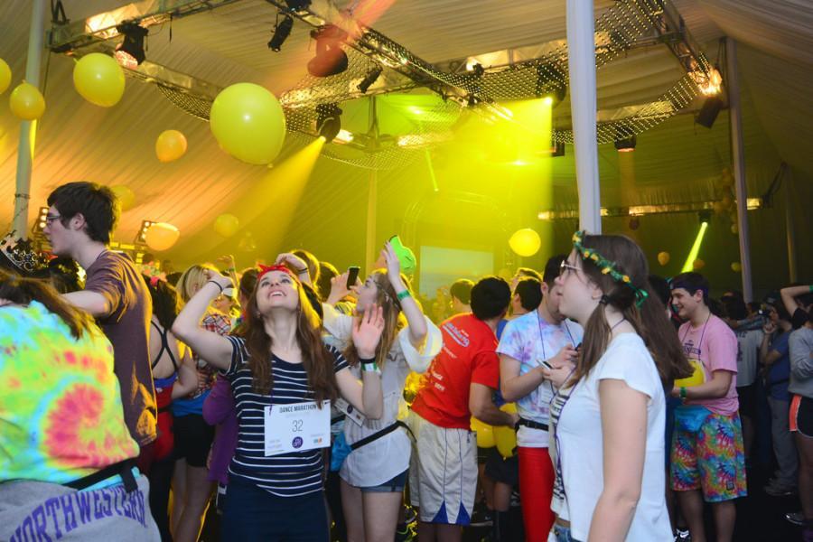 Dance Marathon 2015 Block 4 Recap