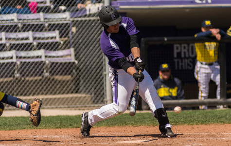 Baseball: Wildcats vanquish Cougars, lose contest to scheduling conflict