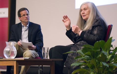 Pulitzer Prize-winning author discusses beauty, science, religion at The Veritas Forum