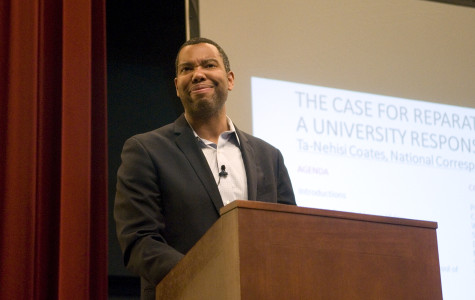 Ta-Nehisi Coates discusses need for reparations for black Americans