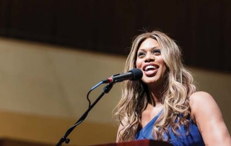 Laverne Cox discusses transphobia, racism with hundreds at Northwestern